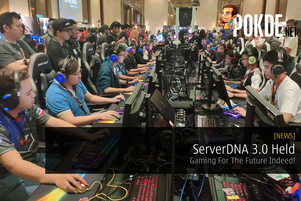 ServerDNA 3.0 Held — Gaming For The Future Indeed! 29