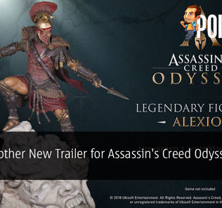 Another New Trailer for Assassin's Creed Odyssey Surfaced - Alexios Legendary Figurine Announced 32