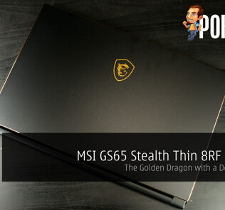 MSI GS65 Stealth Thin 8RF Review - The Golden Dragon with a Demon Soul! 24