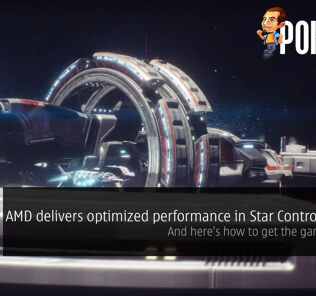 AMD delivers optimized performance in Star Control: Origins — and here's how to get the game for free! 26