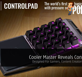 Cooler Master Reveals ControlPad — Designed For Gamers, Content Creators, And More 23