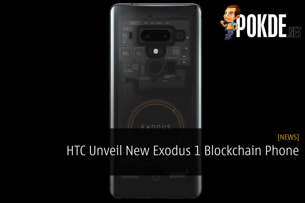 HTC Unveil New Exodus 1 Blockchain Phone 19