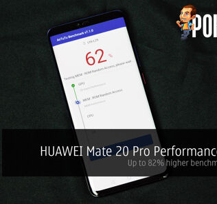 HUAWEI Mate 20 Pro Performance Mode — up to 82% higher benchmark scores! 30