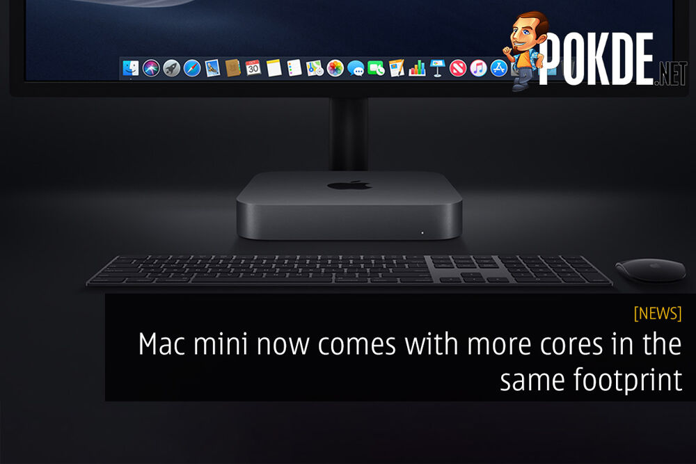 Mac mini now comes with more cores in the same footprint — offers four Thunderbolt 3 ports! 19