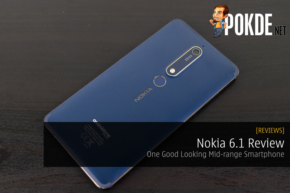 Nokia 6.1 Review — One Good Looking Mid-range Smartphone 22