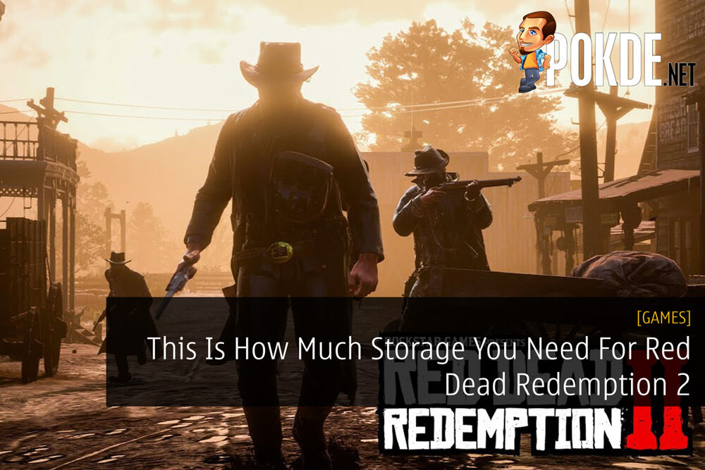 This Is How Much Storage You Need For Red Dead Redemption 2 30