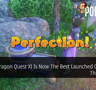 Dragon Quest XI Is Now The Best Launched Game In The Series - More Than Double of Dragon Quest IX