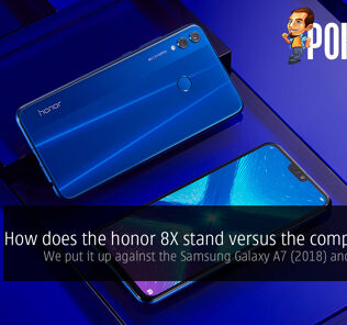 How does the honor 8X stand versus the competition? We put it up against the Samsung Galaxy A7 (2018) and vivo V11i! 28