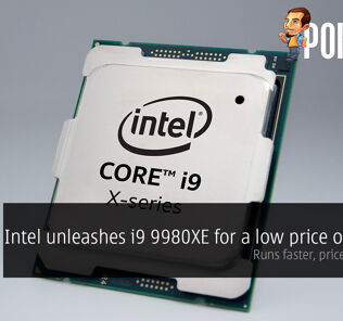Intel unleashes i9 9980XE for a low price of $1979 — runs faster, priced cheaper! 27