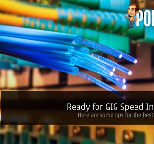 Ready for GIG Speed Internet? Here are some tips for the best experience. 21