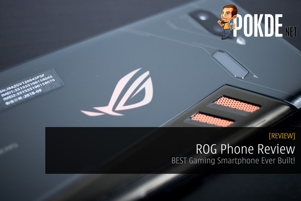 ROG Phone Review - BEST Gaming Smartphone Ever Built! 22