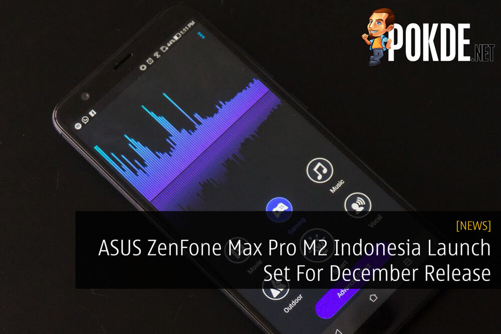 ASUS ZenFone Max Pro M2 Indonesia Launch Set For December Release 18