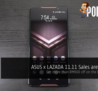ASUS x LAZADA 11.11 Sales are insane! Get more than RM900 off on the ROG Phone! 22