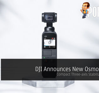DJI Announces New Osmo Pocket — Compact Three-axis Stabilized Camera 27