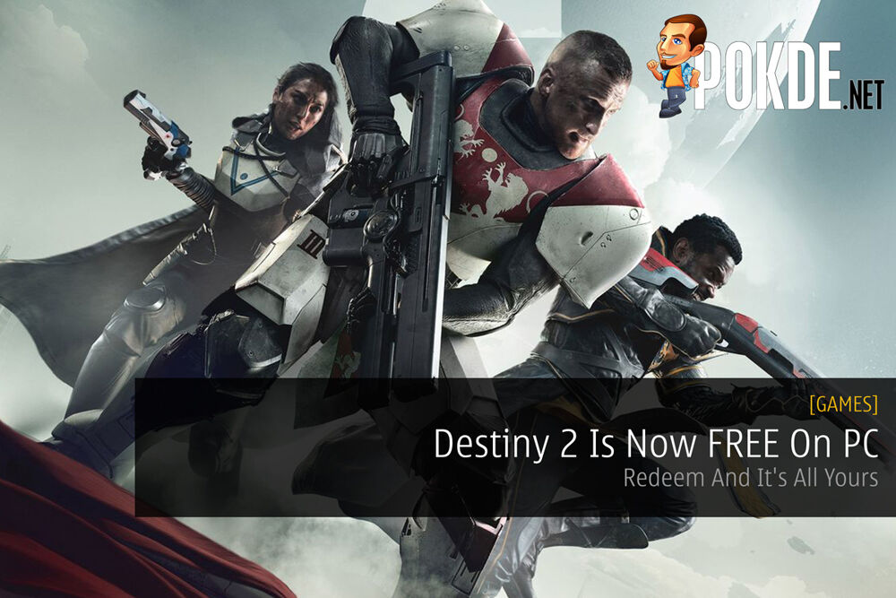 Destiny 2 Is Now FREE On PC — Redeem And It's All Yours 22