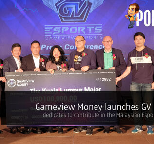 Gameview Money launches GV Esports - dedicates to contribute in the Malaysian Esports industry 20