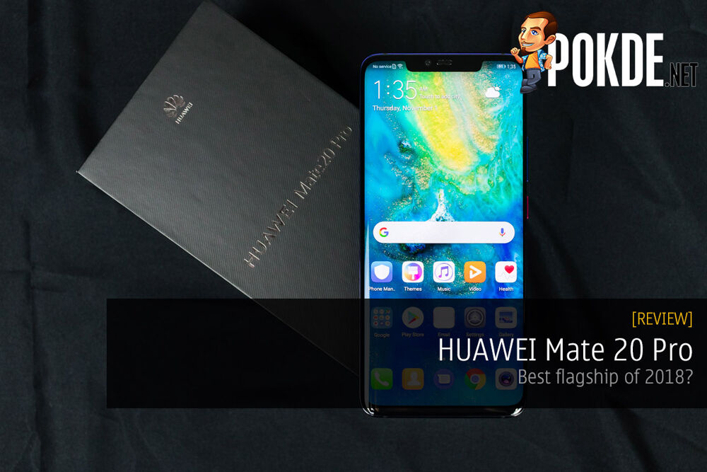 HUAWEI Mate 20 Pro review — best flagship of 2018? 20