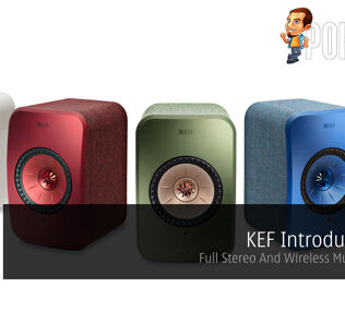 KEF Introduces LSX — Full Stereo And Wireless Music System 56