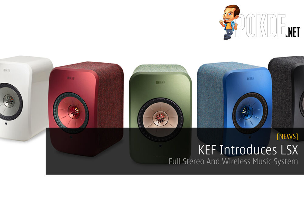 KEF Introduces LSX — Full Stereo And Wireless Music System 18