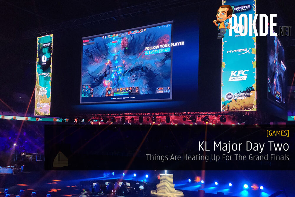 KL Major Day Two — Things Are Heating Up For The Grand Finals 21