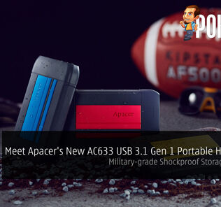 Meet Apacer's New AC633 USB 3.1 Gen 1 Portable Hard Drive — Military-grade Shockproof Storage Anyone? 36