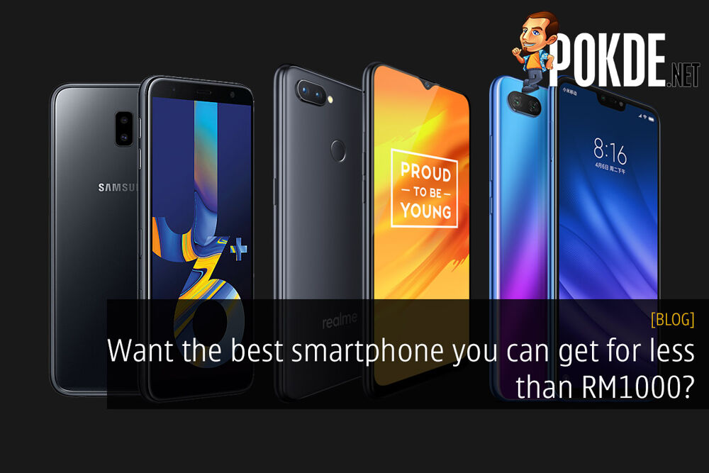 Want the best smartphone you can get for less than RM1000? Don't miss the Realme 2 Pro sale this 21st November! 26