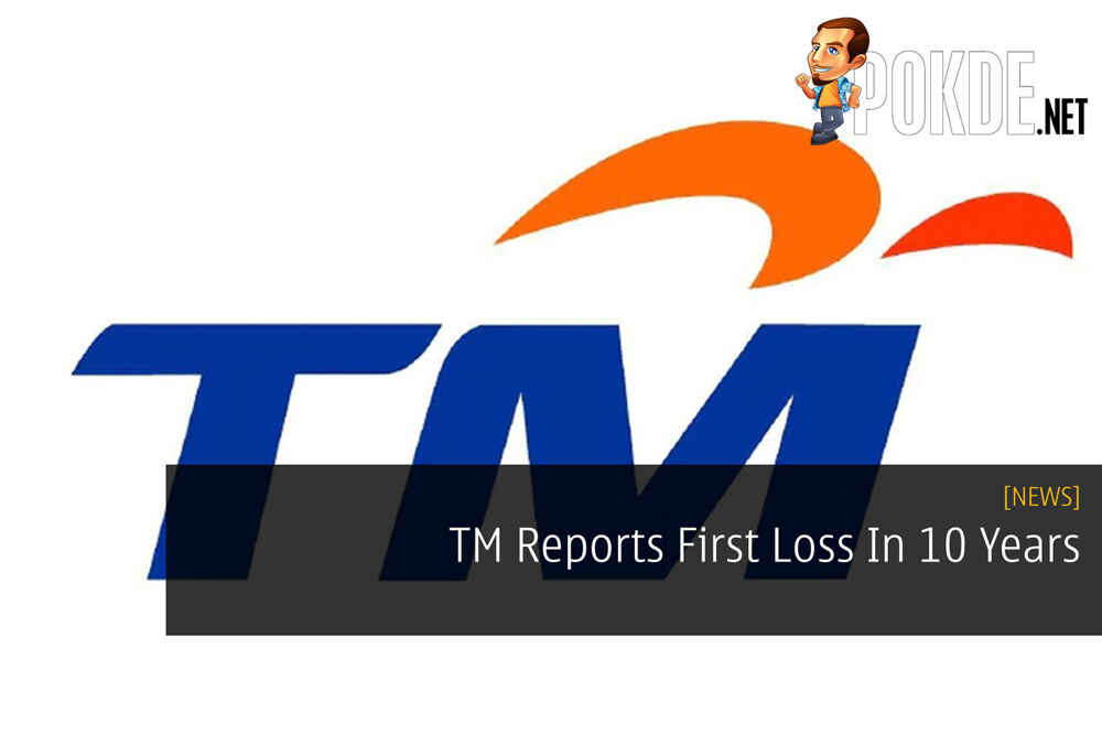 TM Reports First Loss In 10 Years 23