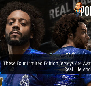 These Four Limited Edition Jerseys Are Available In Real Life And FIFA 19 32