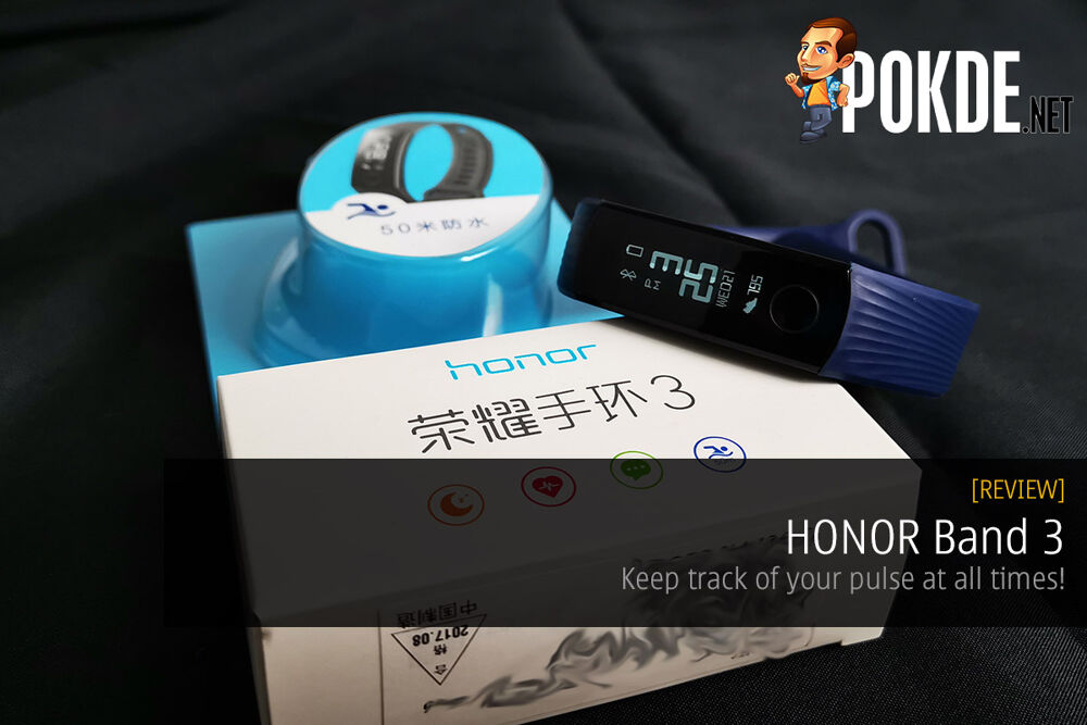 HONOR Band 3 review — keep track of your pulse at all times! 20