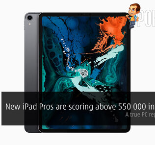 New iPad Pros are scoring above 550 000 in Antutu! A true PC replacement? 26