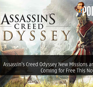 Assassin's Creed Odyssey New Missions and More Coming for Free This November 30