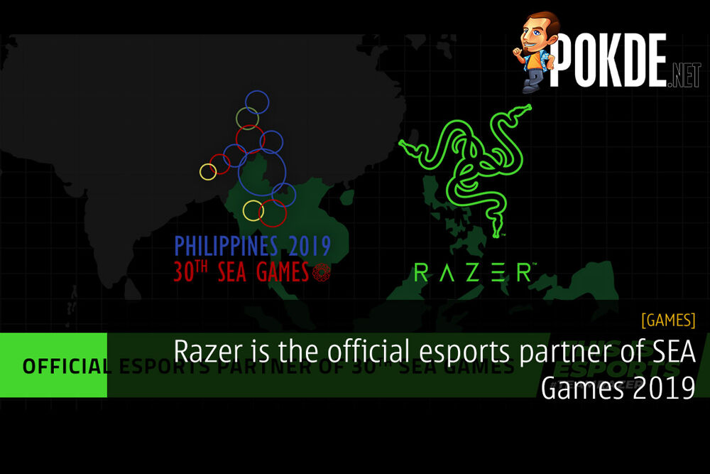 Razer is the official esports partner of SEA Games 2019 — esports is finally a true sports event! 17