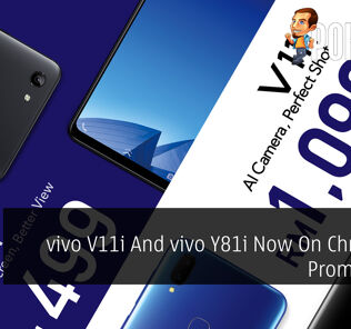 vivo V11i And vivo Y81i Now On Christmas Promo Price 25
