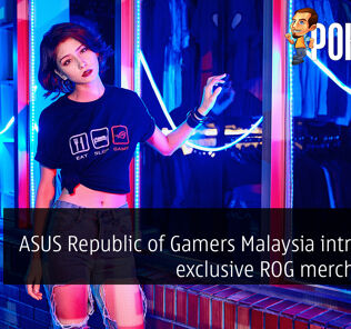 ASUS Republic of Gamers Malaysia introduces exclusive ROG merchandise lineup 29