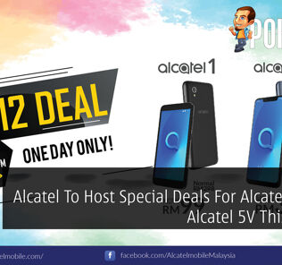 Alcatel To Host Special Deals For Alcatel 1 And Alcatel 5V This 12.12 29