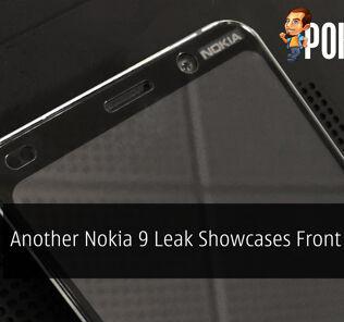 Another Nokia 9 Leak Showcases Front Design 24