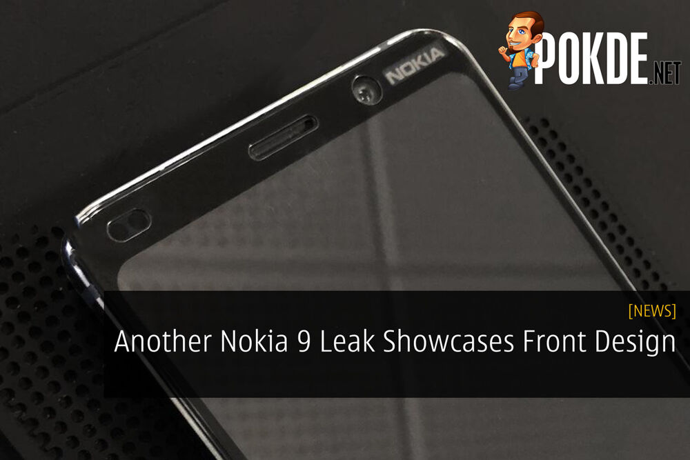 Another Nokia 9 Leak Showcases Front Design 22
