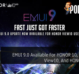 EMUI 9.0 Available For HONOR 10, HONOR View10, And HONOR Play 26