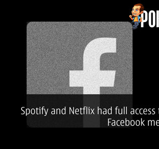 Spotify and Netflix had access to your Facebook messages 27