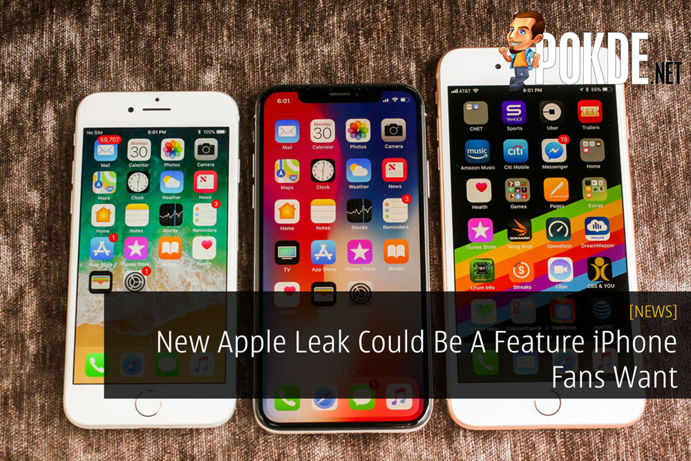 New Apple Leak Could Be A Feature iPhone Fans Want 23