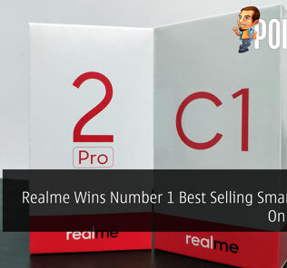 Realme Wins Number 1 Best Selling Smartphone On Shopee 23