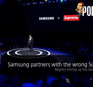 Samsung partners with the wrong Supreme — regrets mixing up the two Supremes 30