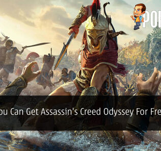 You Can Get Assassin's Creed Odyssey For Free on PC