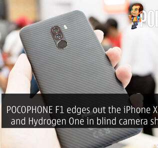 POCOPHONE F1 edges out the iPhone X, Note9 and Hydrogen One in blind camera shootout 30