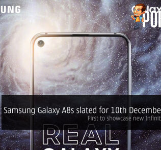 Samsung Galaxy A8s slated for 10th December launch — first to showcase new Infinity-O Display 31