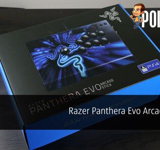 Unboxing the Razer Panthera Evo Arcade Stick