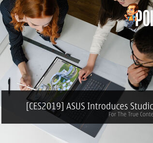 [CES2019] ASUS Introduces StudioBook S — For The True Content Creators 23