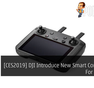 [CES2019] DJI Introduce New Smart Controller For Drones 26
