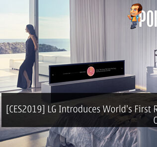 [CES2019] LG Introduces World's First Rollable OLED TV 26