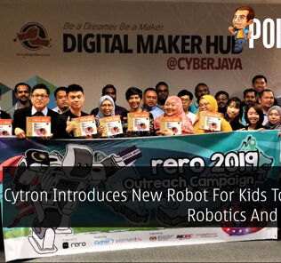 Cytron Introduces New Robot For Kids To Learn Robotics And Coding 22